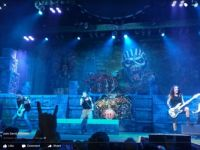 Iron Maiden in Ft Lauderdale.