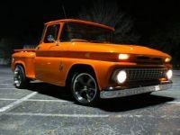 1962 Chevrolet C 10 Custom Stepside