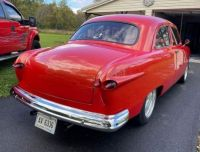 1951 Ford with dual '59 Caddy tail lights red 3