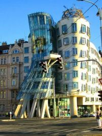 dancing-house Prague