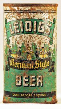 Leidig's German Style Beer - Lilek #489
