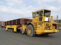 Kiruna truck, my old work station