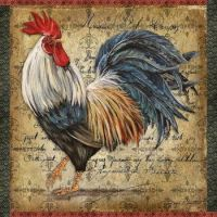 Proud Rooster Tile