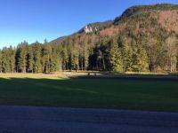 Mountains in November