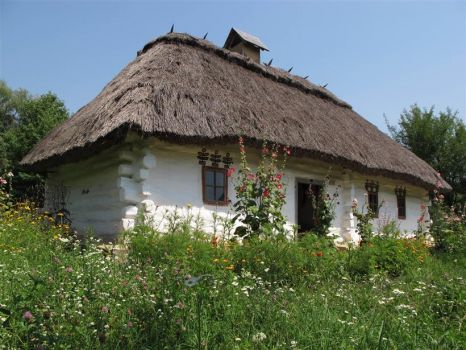 House in Ukraine