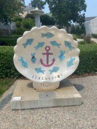 Anchor shell