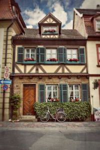 Quaint House in Hamburg, Germany
