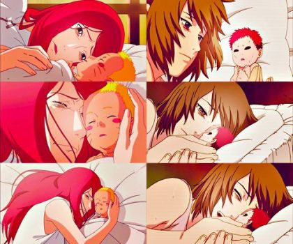 Naruto's and Gaara's Birth.