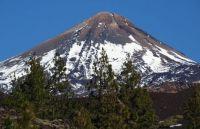 El Volcán Teide, Tenerife
