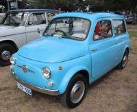"""Fiat 500 """"Giardiniera"""" - 1960"""