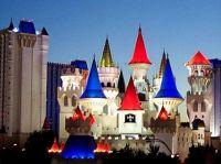 Excalbur in Vegas