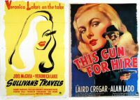 Sullivan's Travels ~ 1941 and This Gun for Hire ~ 1942
