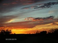 HPIM3513 Ojo Caliente Summer Sunset