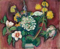 William Zorach (American, born Russian, 1889–1966), Untitled Still Life