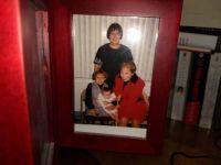 Cindi Rachel Lyndsey And Millie At Lyndsey's Christening 1997