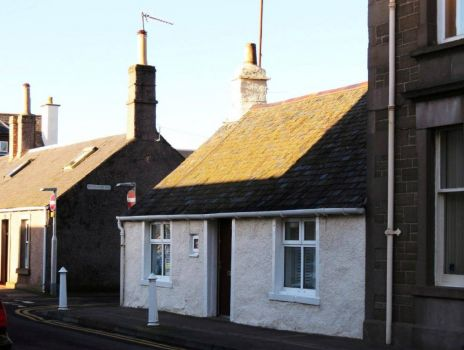 Old Cottage in Broughty Ferry