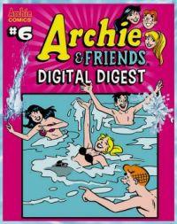 Archie & Friends Digital Digest #6 Fitness Fun