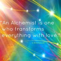 Alchemist is one who