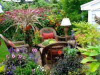 Pretty Outdoor Spaces 2