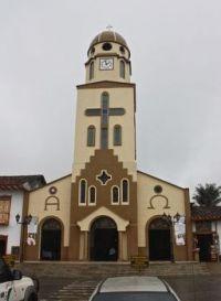 Iglesia de Salento - Quindío (Colombia)