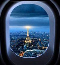 Unique View of Paris