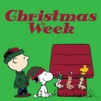Snoopy Merry Christmas