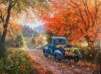 Fall Memories by Abraham Hunter Art 4