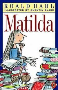 matilda-by-roald-dahl