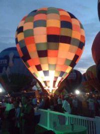 Forest Park Balloon Glow