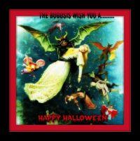 It's A Bugosi Hallowe'en!