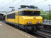 Dutch locomotive