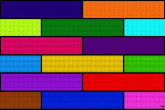 Brickish Bricks!! ~ H