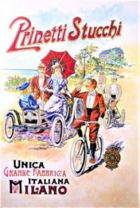 Themes Vintage ads - Prinetti Bicycles