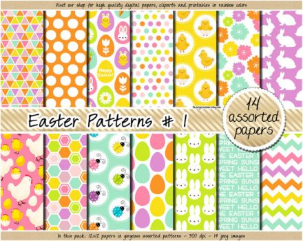 Easter Patterns #1