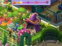 Gardenscapes Halloween 2