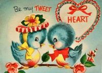Be my tweet heart
