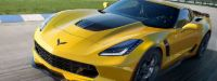 Corvette Z06 2015 (had been cool if not yellow)