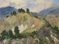 Blamire Young The Crater 1930