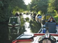 A cruise along the Staffordshire and Worcestershire Canal, Stourport to Great Haywood Junction (695)