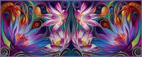 Double Floral Fantasy