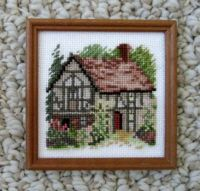 Miniature Cross Stitch