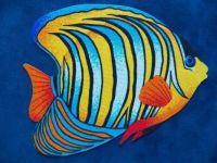 Fish #2, 63 pieces