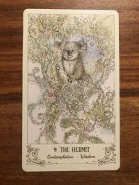 Tarot ~~ 15 October