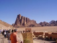 7 Pillars of Wisdom, Wadi Rum, Jordan