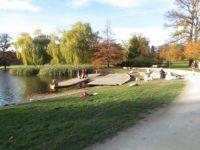 Praha - park Stromovka