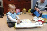 William's 1st Birthday  (5)