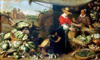 Greengrocery Stall