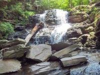 Ricketts Falls, Pennsylvania