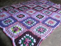 Afghan for Spring 2020 raffle