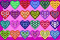 Hearty Patterns!! ~ L